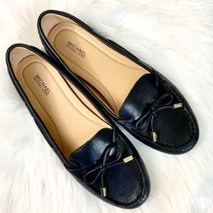 Michael Kors | Daisy Leather Moccasin Loafers